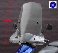 windscherm scooter